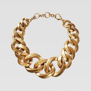 ZARA - Limited Edition 2019 chunky chain necklace
